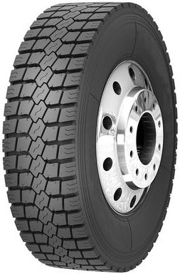 Y501: Regional Low Profile Drive Tires